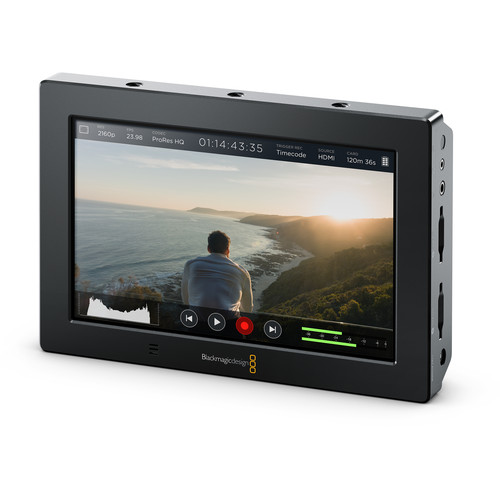 BlackMagic Designs Video Assist 4K monito & recorder